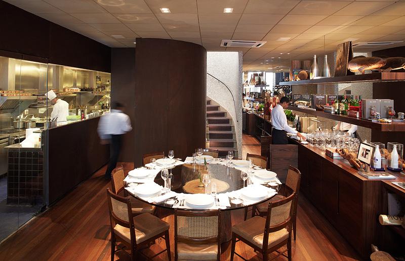 D o m restaurante s o paulo brasil fotografias de for M and s dining