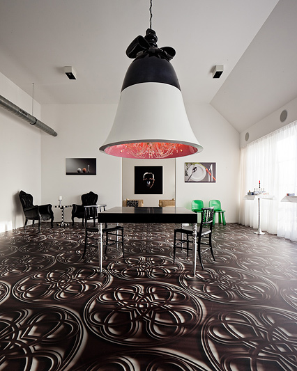 Marcel wanders studio at westerhuis amsterdam the for Interior design amsterdam